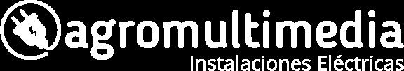 Logo Agromultimedia blanco